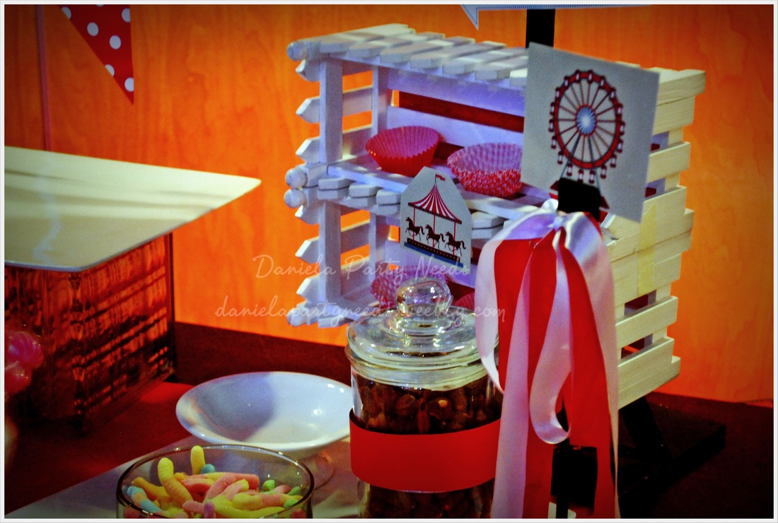 Sweet Services Party Food Carts